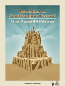 Sandskulpturfestival 2012